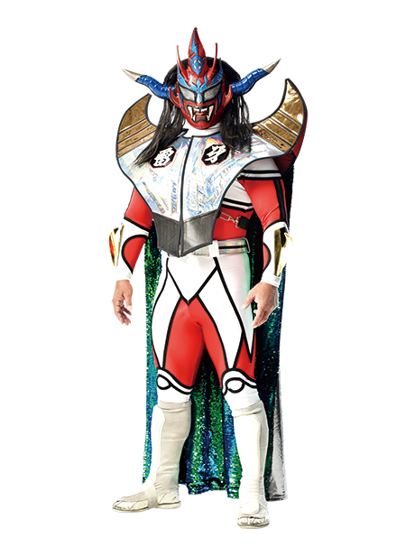 [画像]獣神サンダー・ライガー Jyushin Thunder Liger